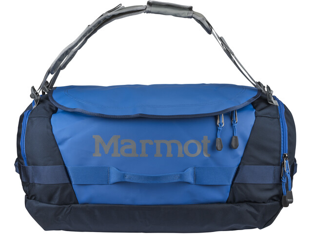 Marmot Long Hauler Duffel Bag Medium, peak blue/vintage navy